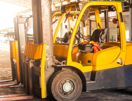 Forklift Finance